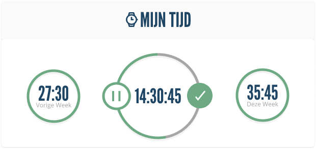 Time Tracking Timer NL